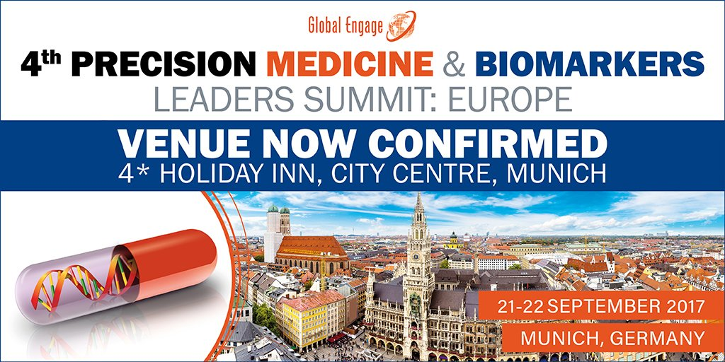 The 4th Global Precision Medicine & Biomarkers Leaders Summit